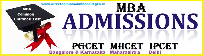 Direct Admission in MBA Colleges Under CET