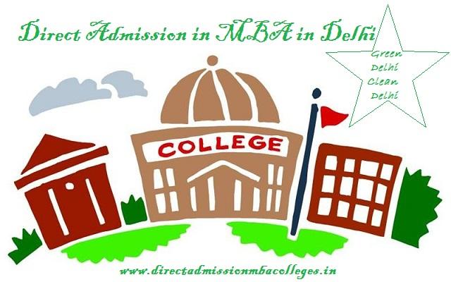 Direct Admission in MBA in Delhi