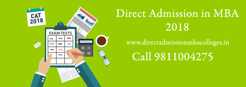 Direct Admission in MBA 2018