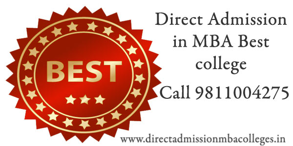 Direct Admission in MBA Best college